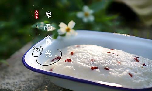 蔓越莓芝香米糕的做法