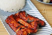 烤鳗鱼#美的烤箱菜谱#的做法