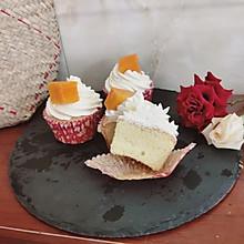 #美食视频挑战赛#百搭万用的戚风杯子蛋糕