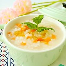 鲜虾冬瓜胡萝卜粥