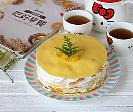 6寸千层芒果蛋糕的做法