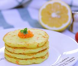 山药鳕鱼饼 宝宝辅食食谱的做法