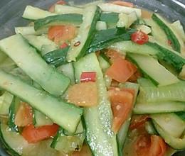 炒黄瓜的做法