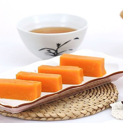 南瓜羊羹-迷迭香
