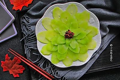 莴笋水晶花#多力金牌大厨带回家-北京站#