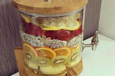 自制无添加水果酵素