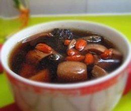 杜仲猪腰汤(产后月子补腰肾)的做法