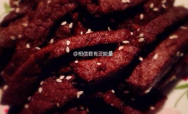 【❤边吃边玩】自制孜然牛肉干
