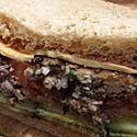 素菜三明治