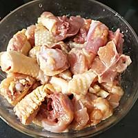 #多力金牌大厨带回家#金牌干葱豆豉鸡的做法图解2