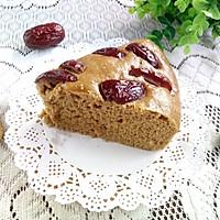 红糖红枣发糕#给老爸做道菜#的做法图解12