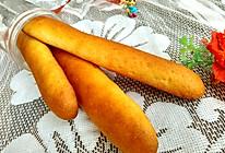 #餐桌上的春日限定#蔓越莓奶酪面包棒的做法