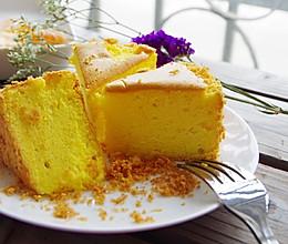 六寸酸奶戚风蛋糕(入门)#自己做更健康#的做法