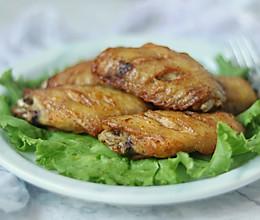 烤鸡翅#饕餮美味视觉盛宴#的做法