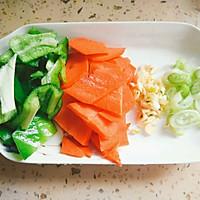 干锅土豆片(全素)的做法图解3