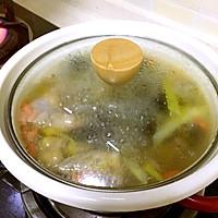 新手易学的香菇鸡汤的做法图解6