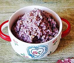 粗粮饭#快手又营养,我家的冬日必备菜品#的做法