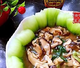 香菇油菜#美极鲜味汁#的做法