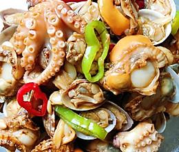 专治没食欲,夏日来份捞汁小海鲜(麻辣小海鲜)的做法