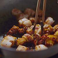 假期必备!!土豆红烧肉~的做法图解5
