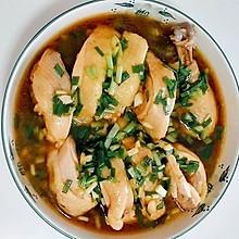 #营养小食光#葱油鸡