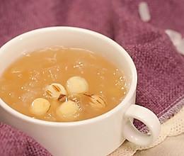 银耳莲子汤——迷迭香的做法
