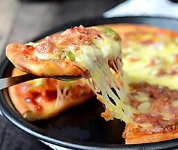 经典墨西哥马苏里拉奶酪披萨的做法