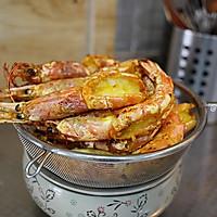 泰式咖喱虾的做法图解7