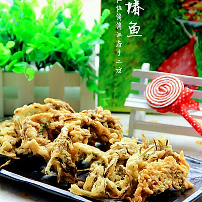 春食小菜香椿魚