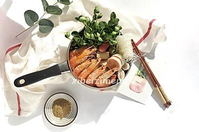 #冬天就要吃火锅#海鲜丸子火锅