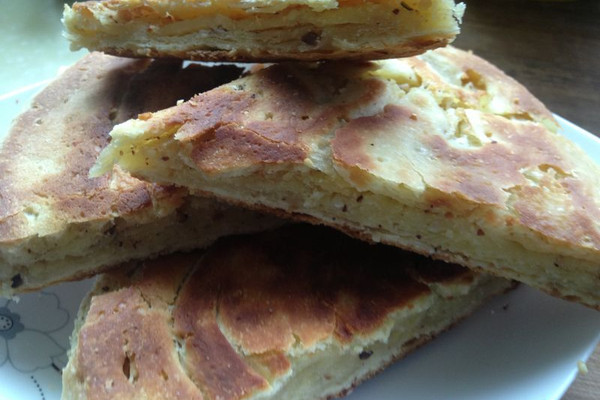 核桃香酥饼的做法