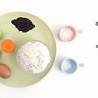 宝宝辅食微课堂  时蔬蛋蒸饭的做法图解1