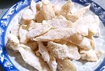 姜糖片的做法