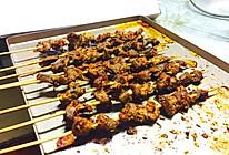 烤羊肉串的做法