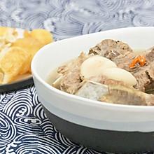 新加坡肉骨茶(胡椒味浓)