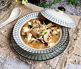 海蛎子三鲜汤#520,美食撩动TA的心!#的做法