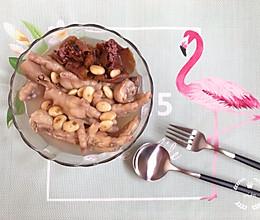 #父亲节,给老爸做道菜#木棉花炒扁豆煲鸡爪汤的做法