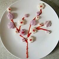 盛开的花儿的做法图解3