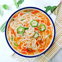 12M+番茄龙利鱼面:宝宝辅食营养食谱菜谱