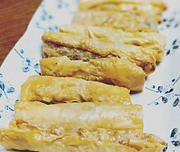 黄鱼卷的做法