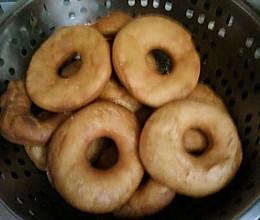 甜甜圈和麻花的做法