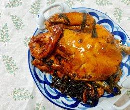 #餐桌上的春日限定#小姨妈豉油鸡(电饭锅版本)的做法