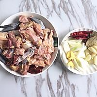 菜借饼香,饼借菜味的经典鲁菜-地锅鸡!连锅端着上桌吃更有味道的做法图解3