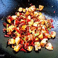 香菇烧豆腐#我要上首页挑战家常菜#的做法图解6