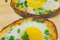 土豆焗鸡蛋~土豆爱好者花式吃法的做法