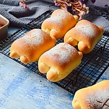 日式牛奶卷面包