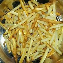 空气炸锅版 炸薯条