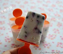 酸奶水果雪糕的做法