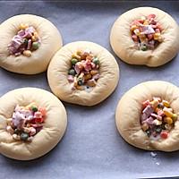 杂蔬培根沙拉小面包的做法图解11