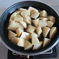 孜然土豆的做法图解2